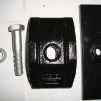 Комплект крепления боковой защиты