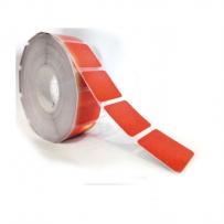 Пленка для пунктирной контурной маркировки, красная