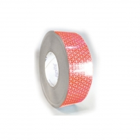 Контурне маркування, червона стрічка, 3м