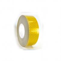 Контурне маркування, жовта стрічка