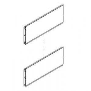 Профиль промежуточный передней стенки