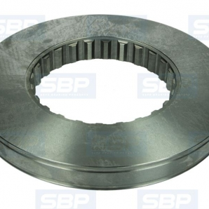 Тормозной диск SBP 02-VO009