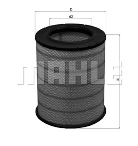Воздушный фильтр Mahle LX1281