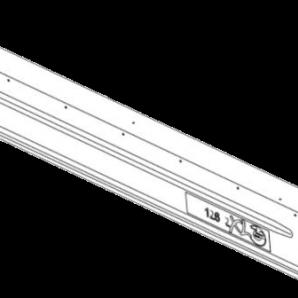 Козырек для передней стенки (пластик)
