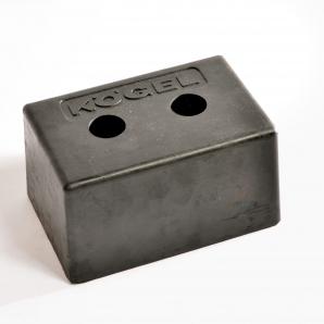 Отбойник резиновый KOEGEL,нового образца 160X105x85mm