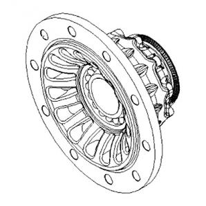 Ступица колеса INTEGRAL серии В